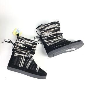 Toms Black Shoes H8615043